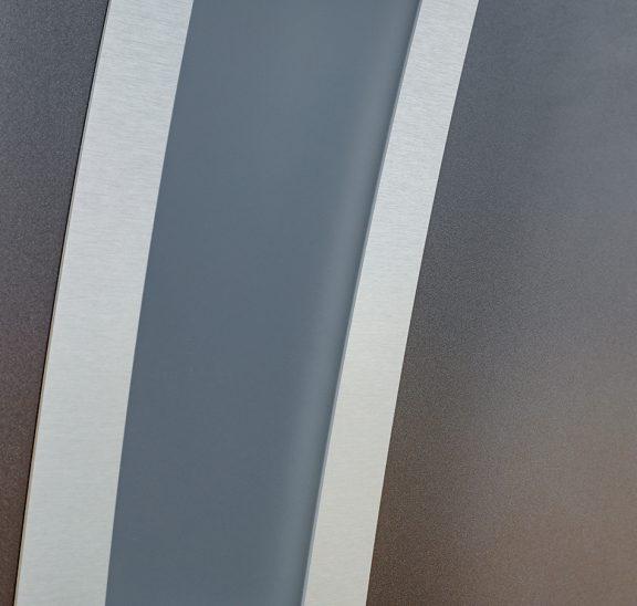 Hublot design porte garage SOPROFEN